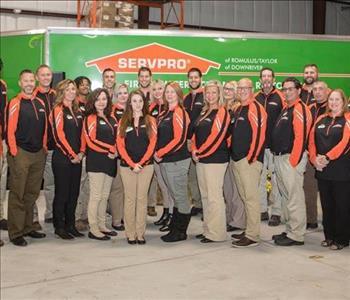 Servpro Of Downriver Employee Photos